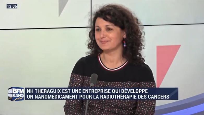 Géraldine LE DUC, NH Theraguix